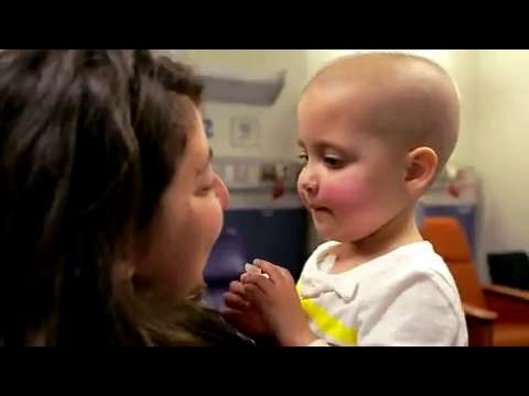 St. Jude Patient Story: Eden
