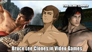 Bruce Lee Clones in Video Games