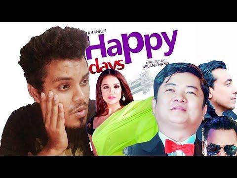 INDIAN React to HAPPY DAYS New Nepali Movie Official TRAILERS 2018   Priyanka Karki, Dayahang Rai