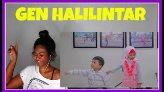 Download lagu GEN HALILINTAR - BABY SHARK PARODY DANCE ALA | Reaction