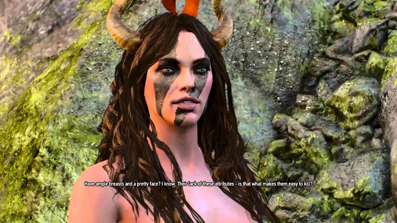Witcher 3 succubus