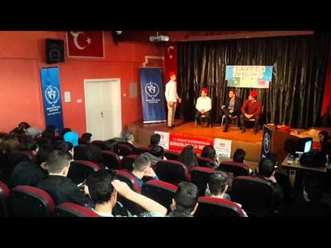 Mehmet Akif ERSOY TİYATRO Gösterisi