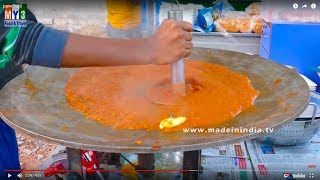 Extreme Rajastani Street Food Pav Bhaji Must Try if you are in India