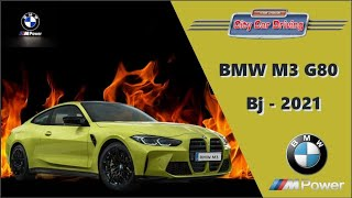 City Car Driving 1.5.9 - BMW M3 (G80) Competition - 2021