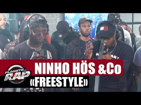 Freestyle Ninho, Hös copperfield, Boubouh, Diko Softo, King Zer, BLK #PlanèteRap