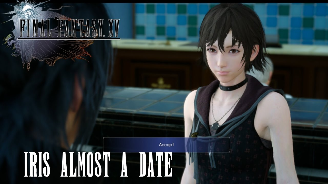 FINAL FANTASY XV - Bad Date With Iris (Worst Choices
