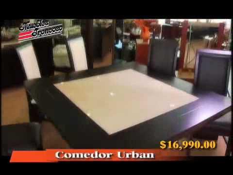 Muebles Troncoso (Comedor Urvan) - YouTube