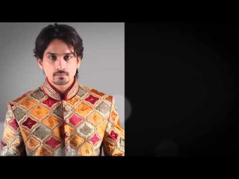 Men's Wedding Sherwani Collection  -Samyakk.com