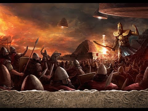 The Mystery of the Sumerians and the Anunnaki