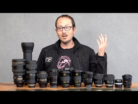 Bokeh, Depth of Field and Focal Length explained
