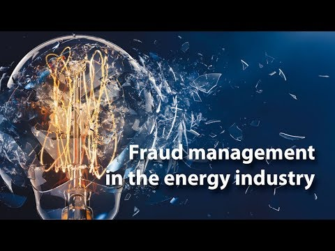 Fraud management in the energy industry