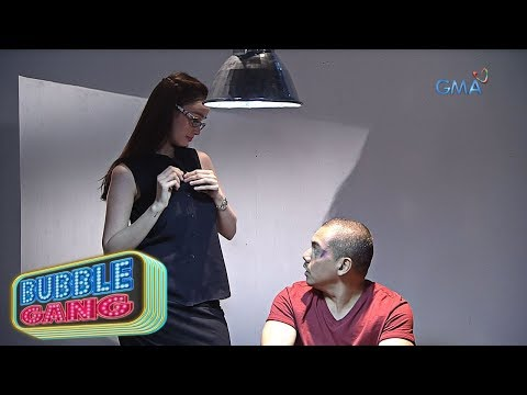 Bubble Gang: Stripping interrogation