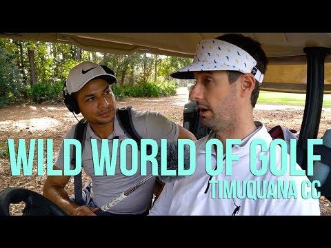NLU's Wild World of Golf: Alt shot with Justin Hueber (Timuquana CC)