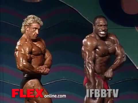 Dorian Yates vs Lee Haney 1992 Mr Olympia