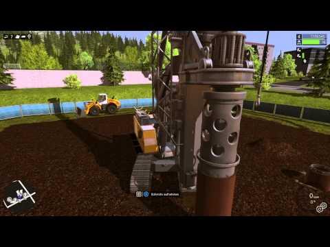 Construction-Simulator 2015 - Liebherr LB28 - Liebherr 150 EC-B - DLC
