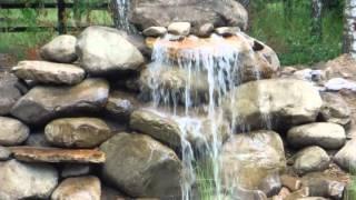 видео Проектирование искусственных пожарных водоемов