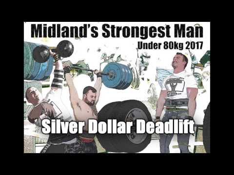Mids U80 Event Demo - Silver Dollar Deadlift