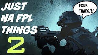 [CSGO] Just NA FPL Things 2 (ft. Shroud, DaZeD, steel, mOE, roca, tarik)