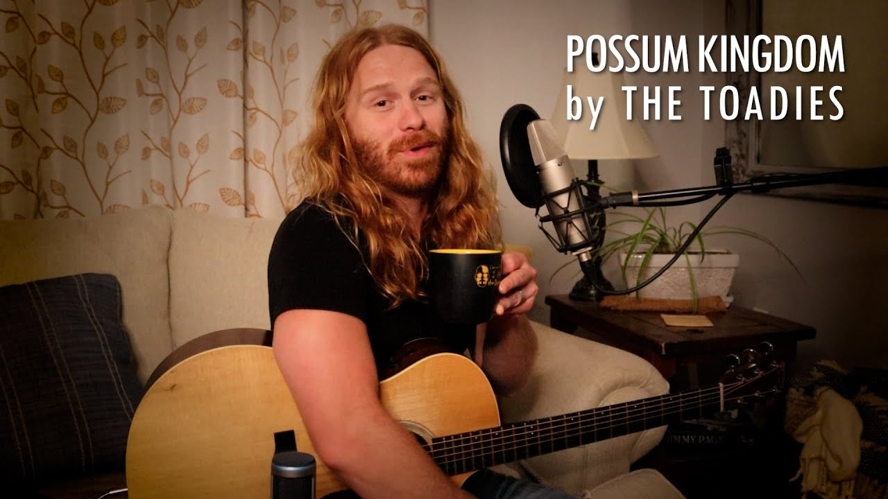 """""""Possum Kingdom"""" by The Toadies - Adam Pearce (Acoustic Cover)"""