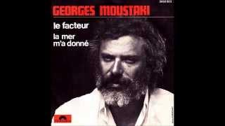 Georges Moustaki - Le facteur [Audio - 1969]
