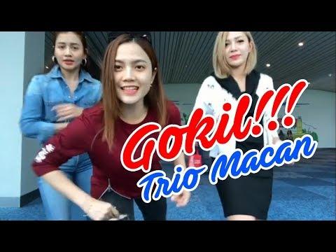 Gokil! Trio Macan, Bila Cinta Di Dusta