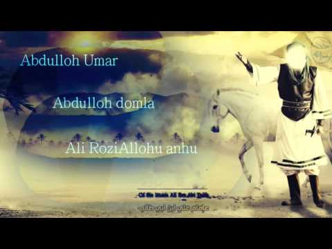 Abdulloh domla -