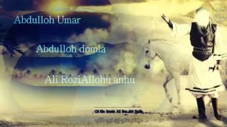 Abdulloh domla - Ali RoziAllohu Anhu - 1