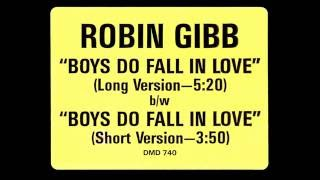 Robin Gibb – Boys Do Fall In Love (US 12″ Promo) / FLAC