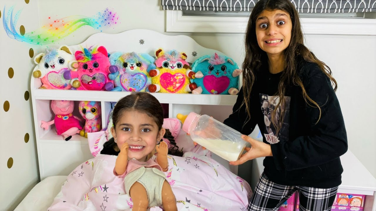 Download Deema Make a New Room for Baby Sally