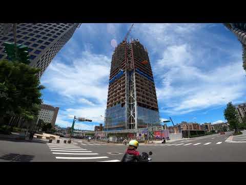 Taipei Xinyi District Fubon Xinyi Headquarters 信義計畫區 富邦信義總部 20200801