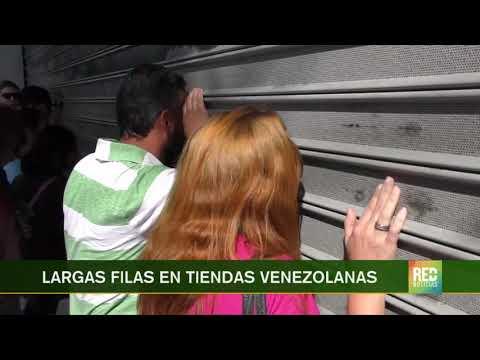 RED+ | Saqueos y disturbios en ciudad Guayana, Venezuela