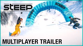 Steep: Multiplayer Trailer | Ubisoft [NA]
