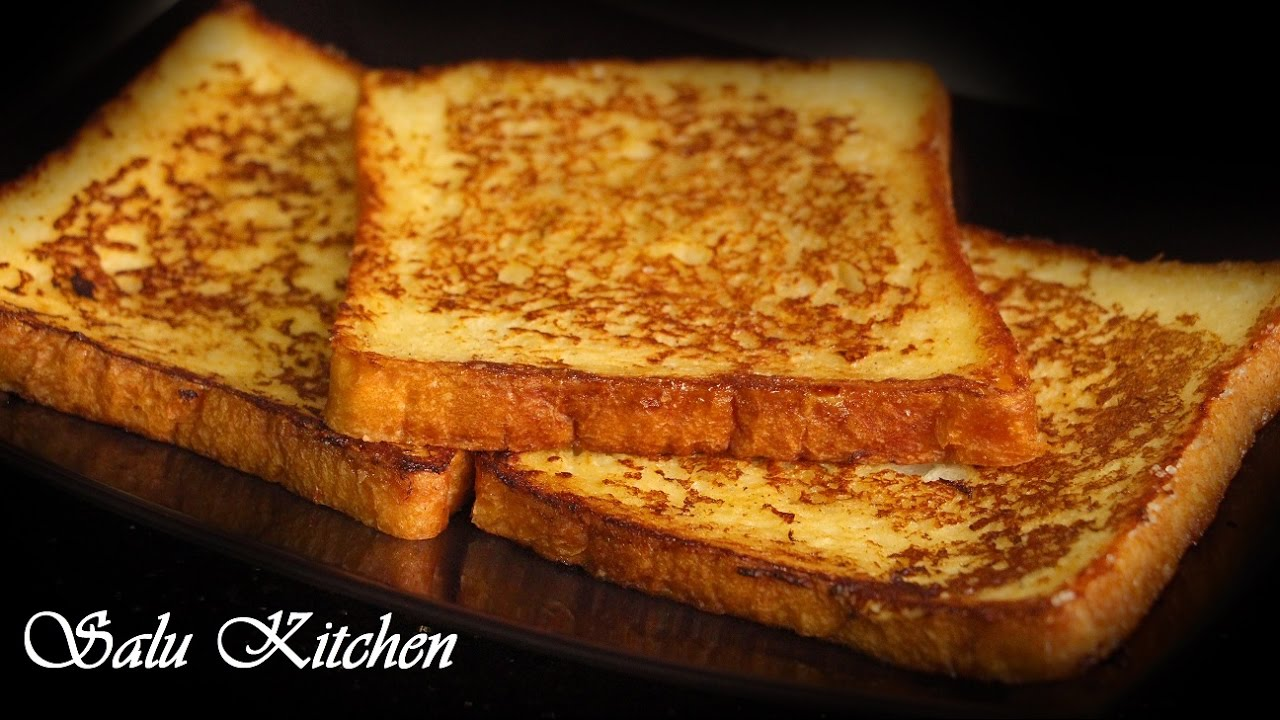 How To Make Tasty Bread French Toast