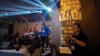 Asia Music Festival 2014, Miri (Day 1 / Friday / 3rd October 2014)