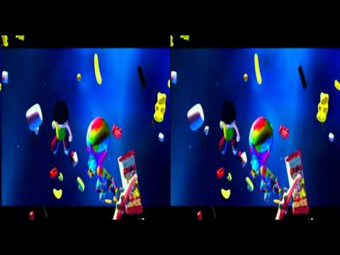 Spot Haribo 3D Relief (DCP rip side by side)