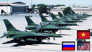 Quân Sự - Nga Dưa Tin: Nga Loại F-16 Cũ Mỹ, Khuyên Việt Nam Trung Thành Với Mig/Su Với Lý Do Khó Tin