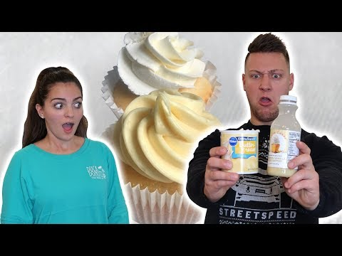 Homemade Vs. Store Bought: Cupcakes Ft. STREETSPEED717 | Frenchies Bakery