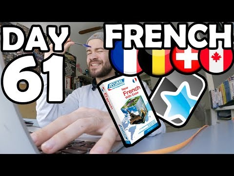 study with me (day 61 learning French 🇫🇷)