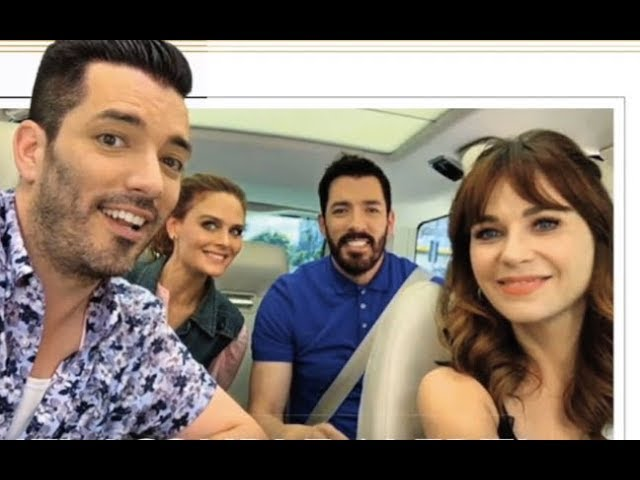 Zooey Deschanel and Jonathan Scott Make Their Relationship Official | Celebrity Page