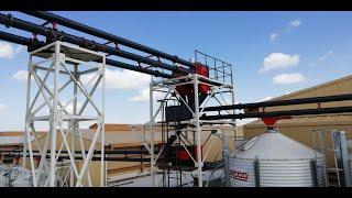 Tube Chain Conveyor - Animal Feed Conveyor
