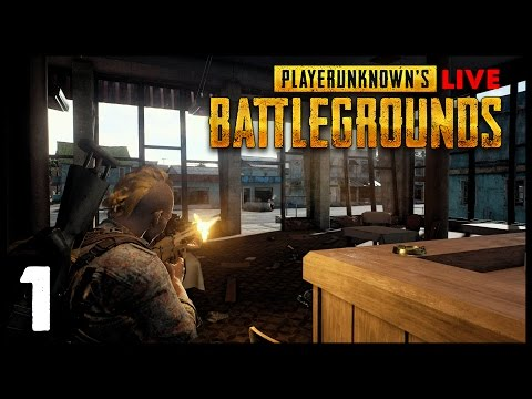 ESTREIA | PLAYERUNKNOWN´S BATTLEGROUNDS | Gameplay PC | LIVESTREAM #142