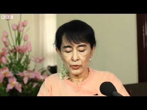 Aung San Suu Kyi-BBC Reith Lecture 1.2