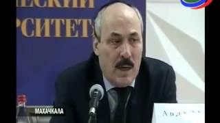 Абдулатипов Идет война против России