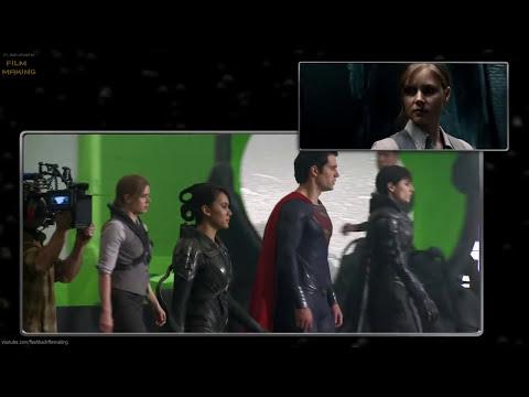 Faora-Ul takes Superman & Lois 'Man of Steel' Featurette [+Subtitles]