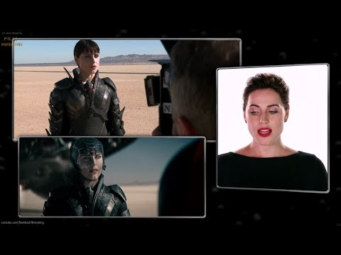Faora-Ul takes Superman & Lois
