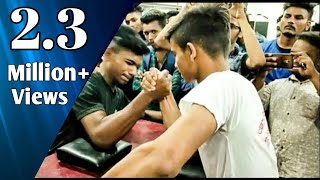 Arm Wrestling (Panja Kusti) Championship ~ Avishek singh     [Junior 55kg] from Chhatisgarh