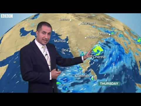 Sri Lanka  14in of rain and more expected   BBC News