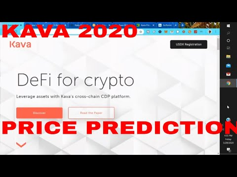 Kava Coin Price Prediction 2020 Kava De fi Crypto News Today Kava