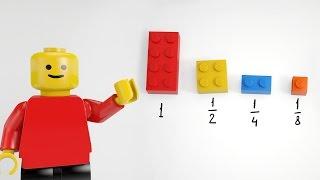 Як пояснити дитині математику на кубиках Lego
