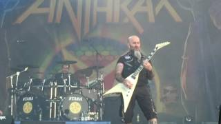 Anthrax - You Gotta Believe - Live Sweden Rock Festival 2016